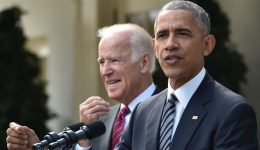 Race For The World House: Biden says he doesn't need Obama's endorsement