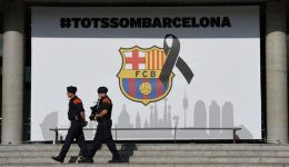 Football: Spain ramps up security as Catalan separatists target Clasico