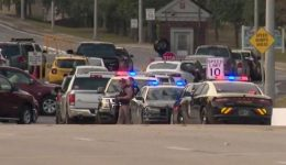 US: Three people including shooter killed at Navy base in Florida