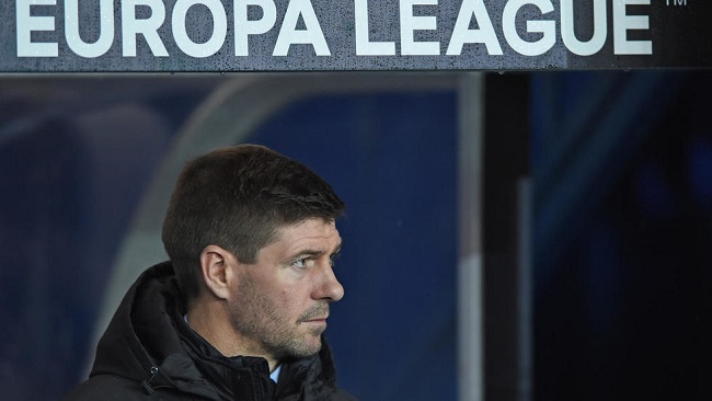 Football: Steven Gerrard signs new deal at Rangers until 2024