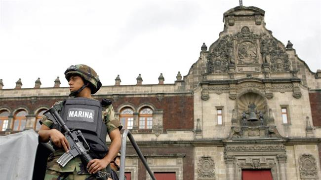 Mexico: Shooting near presidential palace leaves 4 dead
