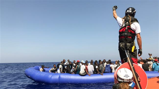 French coastguards rescue 31 migrants attempting Channel crossing