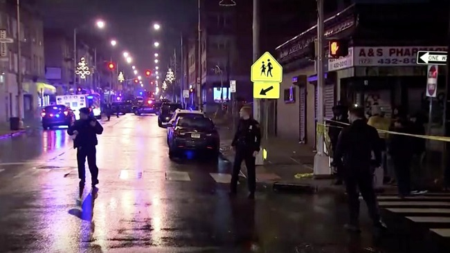 US: Six dead, including a policeman, in New Jersey shooting