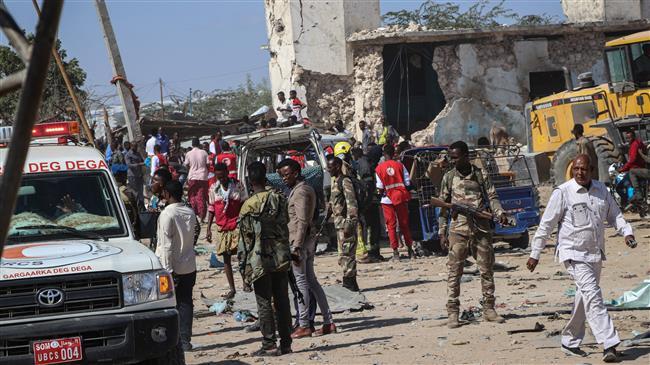Al-Qaeda claims Mogadishu bombing, death toll rises to 90
