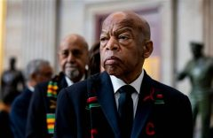 US congressman, civil rights icon John Lewis has cancer