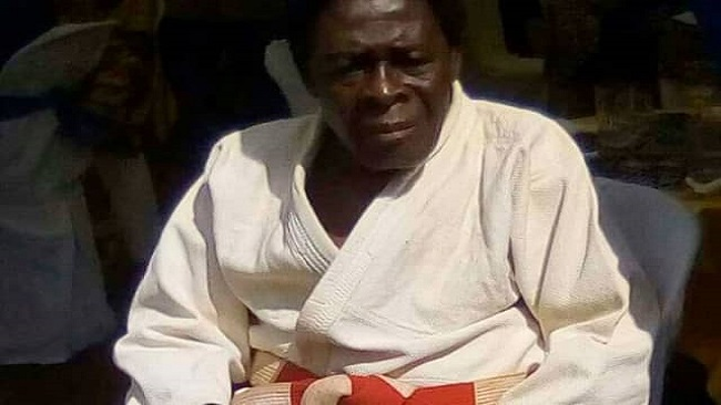 International Judo Federation mourns the passing away of Cameroon's Pierre Kaleu