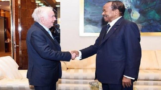 France taking land from La Republique Du Cameroun
