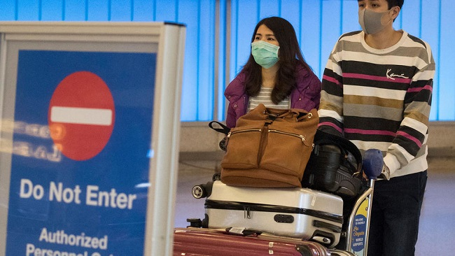 California confirms third case of China virus in US