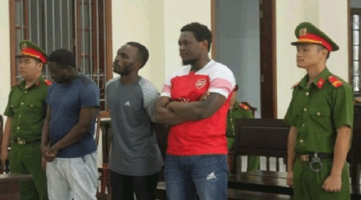 Vietnam: 2 Cameroonians, Nigerian jailed over $65,800 fraud