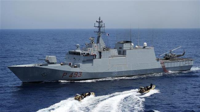 Germany to build new warships amid push for EU army