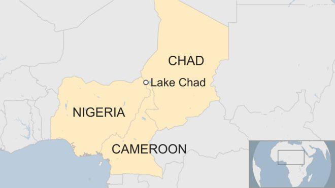 'Dozens of fishermen' killed near Cameroon border