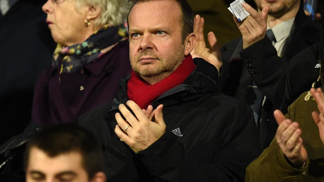 Football: Police probe attack on home of Manchester  United Chief Executive Ed Woodward