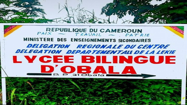 French Cameroun: Student Chops off classmate's finger in GBHS Obala
