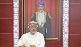 Oman names Sultan Qaboos' cousin Haitham as new ruler