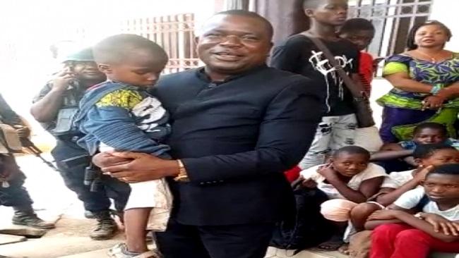"Kumba Abducted School Kids: Vice President Yerima's aide says ""Its all Minister Atanga Nji Drama"""