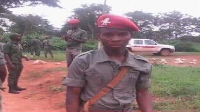 Southern Cameroons Crisis: Yaounde Government Uses Child Soldiers
