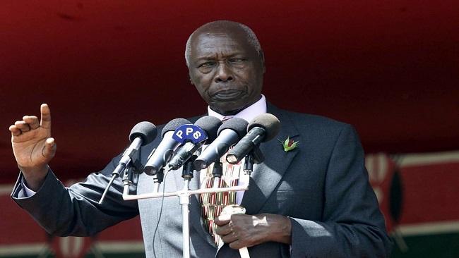 Daniel arap Moi, Who Ruled Kenya for Decades, Dies at 95