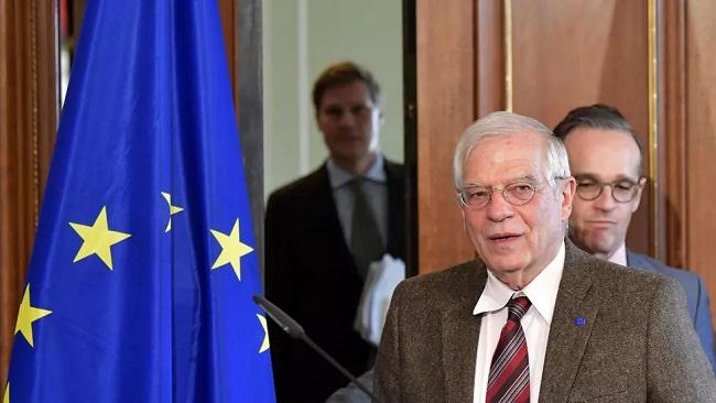 Iran Nuclear Palaver: EU top diplomat expected in Tehran Monday