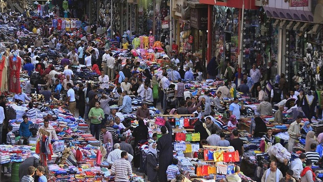 Egypt worries as population passes 100 million