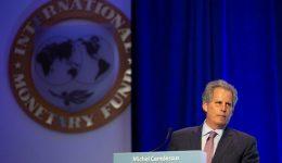 IMF top deputy leaving fund amid leadership changes