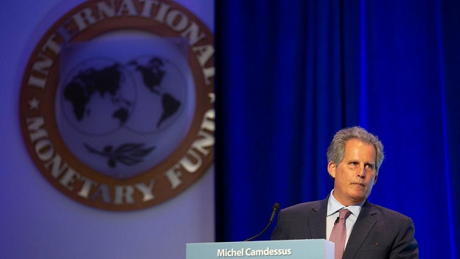 IMF top deputy leaving fund amid leadership changes