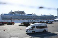 Coronavirus: Japan cruise ship cases jump to 218