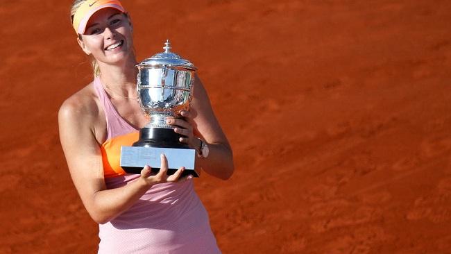 Goodbye, tennis: Sharapova announces retirement