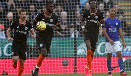 Premier League: Leicester, Chelsea share spoils after Rudiger's late leveller
