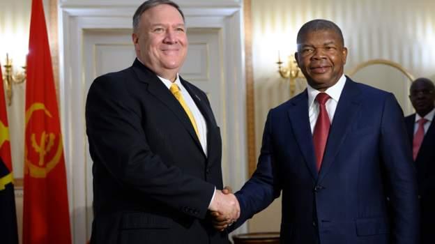 US Secretary of State hails Angola's anti-corruption fight