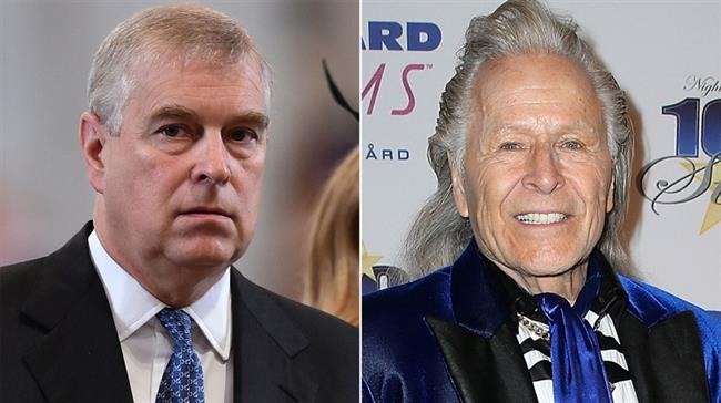 Prince Andrew in fresh scandal linked to suspected sex offender Peter Nygard