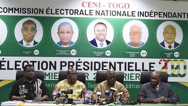 Togo's President Faure Gnassingbé wins fourth term