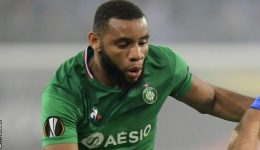 Middlesbrough sign Cameroon defender Moukoudi from Saint-Etienne on loan