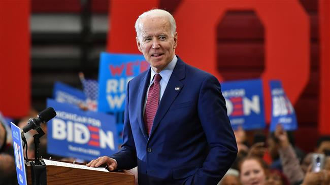US: Biden critical of Trump's response to coronavirus pandemic
