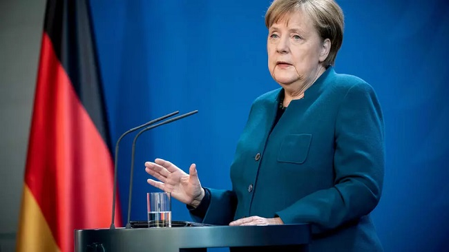 Merkel shines in handling of Germany's coronavirus crisis