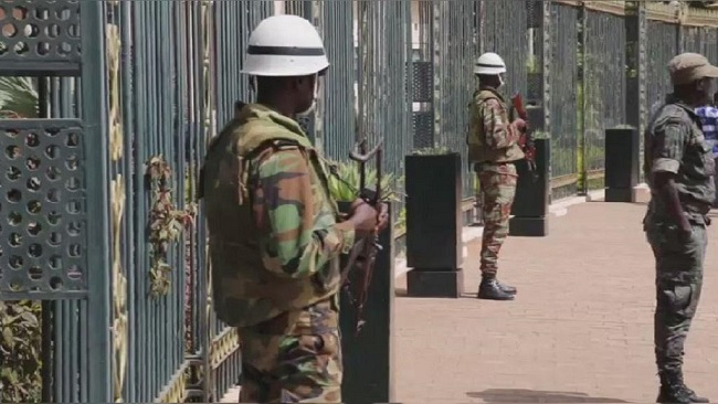 Guinea-Bissau: Army deploys at state institutions as two men, Umaro Sissoco Embalo and Cipriano Cassama continue to claim the presidency