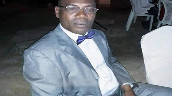 Journalist Adalbert Hiol jailed since November in Cameroon