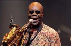 Jazz legend Manu Dibango recovering from coronavirus
