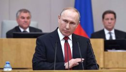 Russia Constitutional Court approves amendments enabling Putin to seek new term