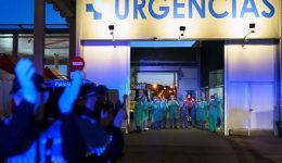 Spain's health crisis chief tests positive for coronavirus as infections top China's