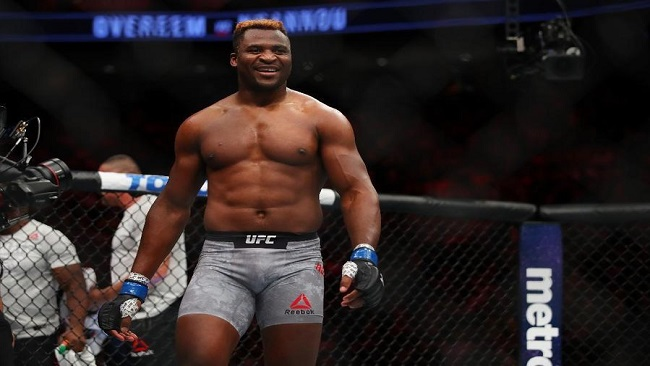 Coronavirus Outbreak: Cameroon's UFC heavyweight Francis Ngannou self-isolating in Vegas after canceled Fight Night