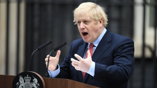 Boris Johnson says lockdown cannot yet be eased as UK faces 'maximum risk'