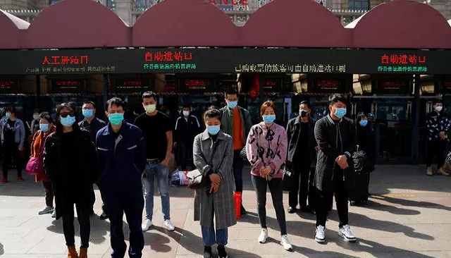 China holds vigil to mourn the thousands killed by the coronavirus epidemic