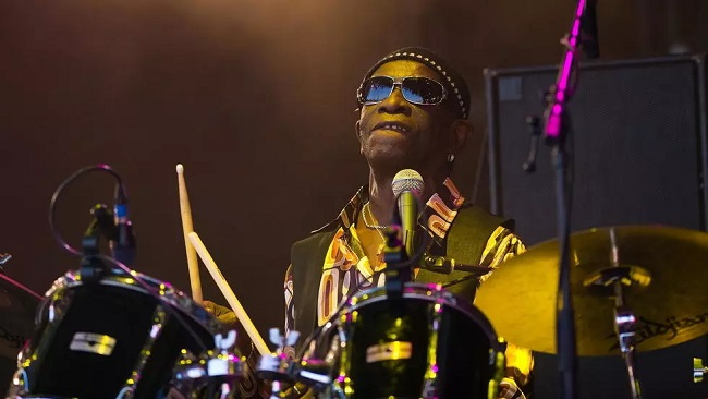 Fela Kuti's drummer and musical director Tony Allen dies in Paris
