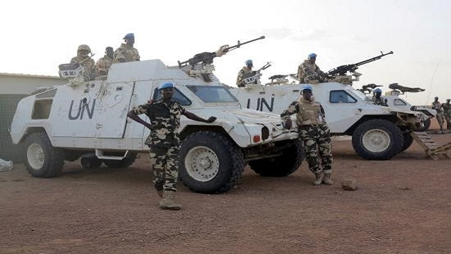 France-Afrique: UN retakes rebel-held town in run-up to election in Central African Republic
