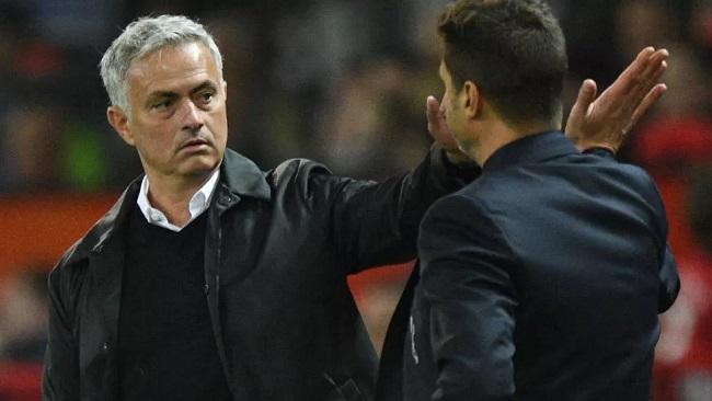 Football: Pochettino 'happy' that Mourinho replaced him at Tottenham