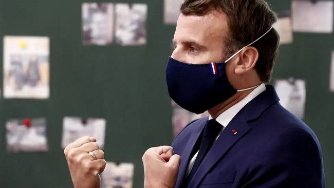 European leaders rush into isolation after President Macron tests positive for Covid-19