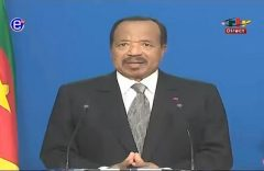 Paul Biya, a 21st century stationary bandit and a curse on the Cameroons