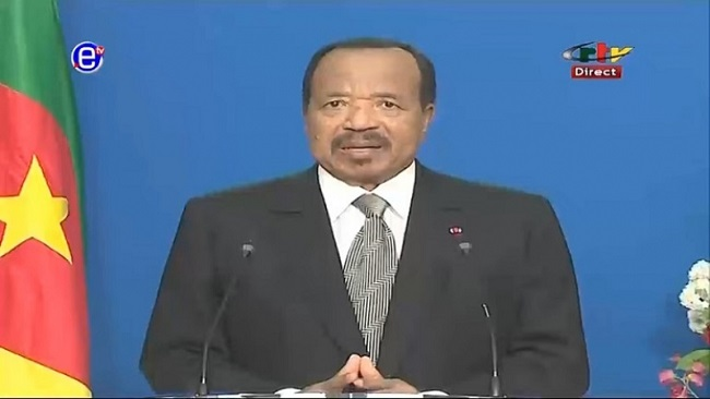 Biya's New Year Speech will instead sow more anger, confusion and doubts