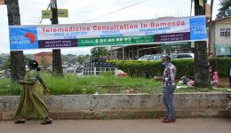 Cameroon hospitals turn to telemedicine as patients flee over Covid-19 scare