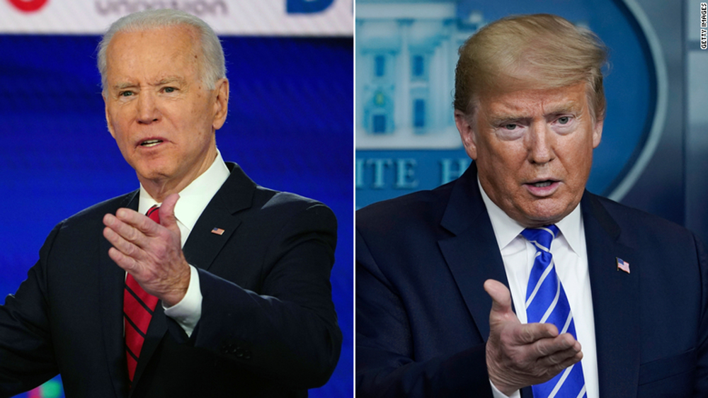 US Politics: Trump campaign raised $74 million in May, short of Biden's haul